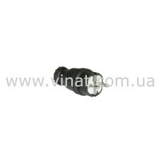 Вилка з гумовим корпусом 230V 16A